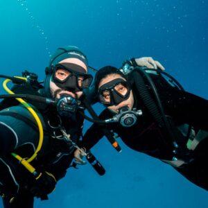 Superviced Diver